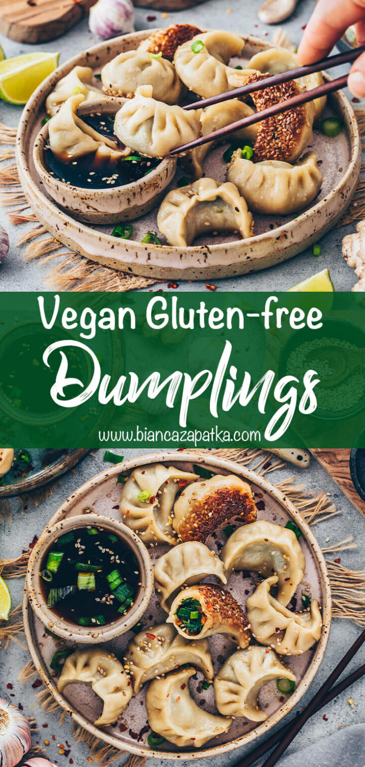 Dumplings, Gyoza, Potstickers