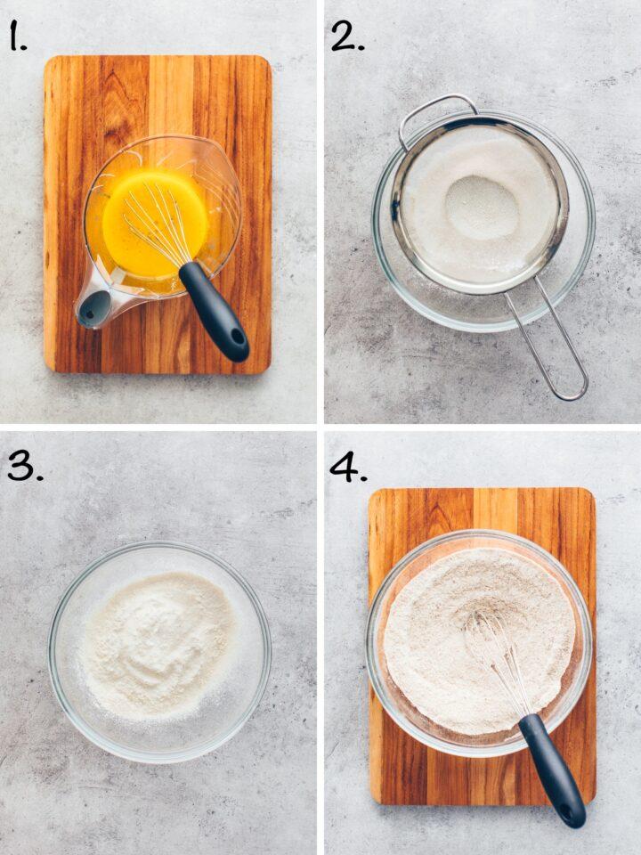 Karottenkuchen backen Rezept