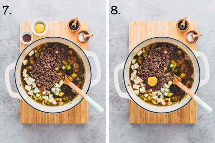 How to make Lentil Soup step-by-step
