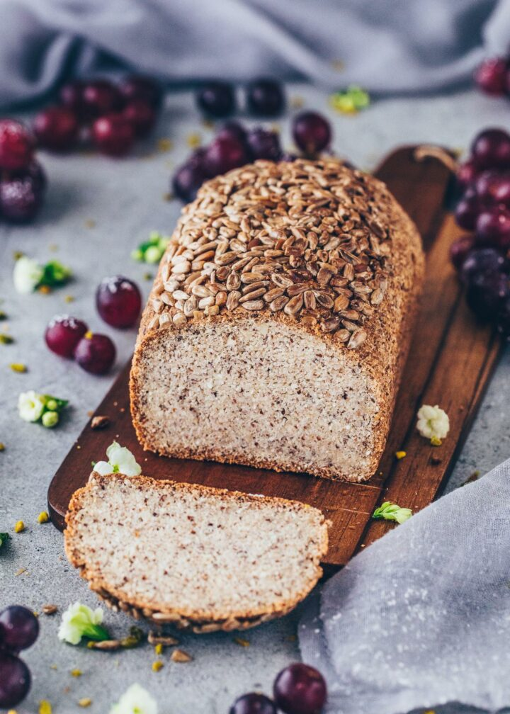 Gluten-free Bread (Low-Carb Keto Loaf)