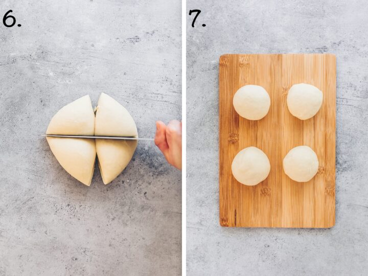 How to make Turkish flatbread