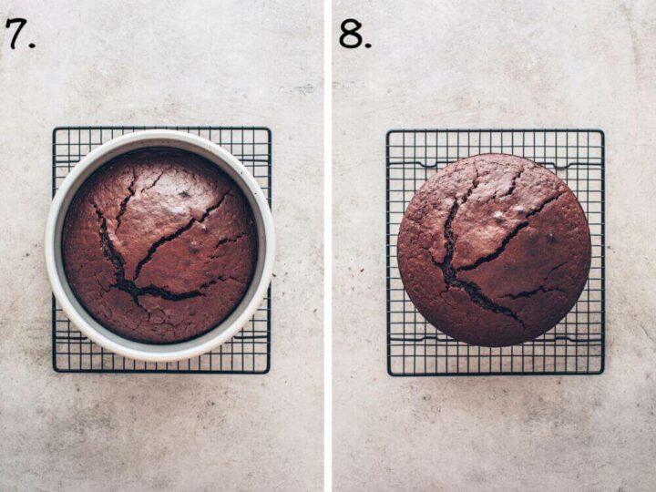 Schokoladenkuchen selber backen schnell und einfach