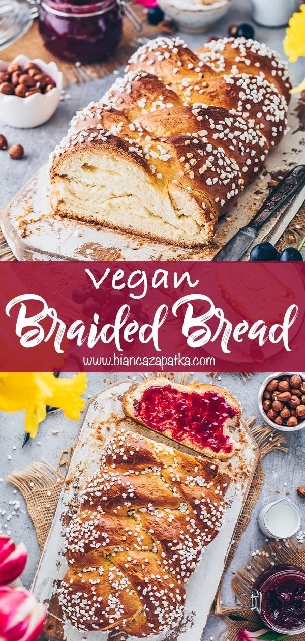 Braided Bread, Challah
