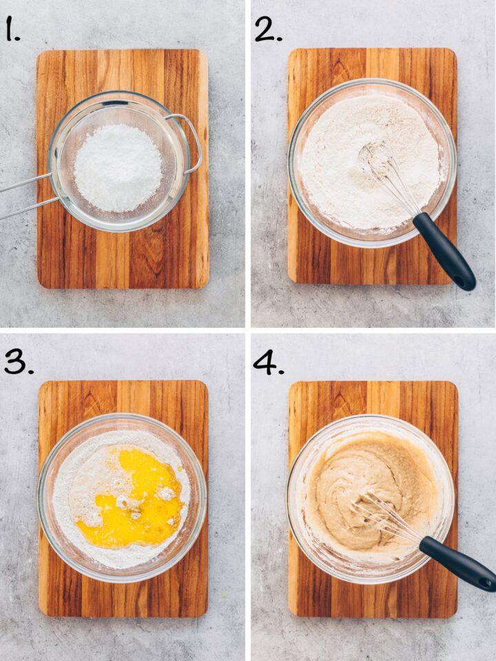 Easy Donut recipe step by step