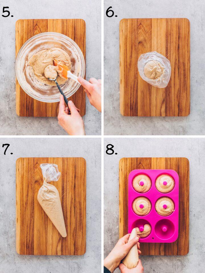Vegan Donut Recipe - How to make Donuts