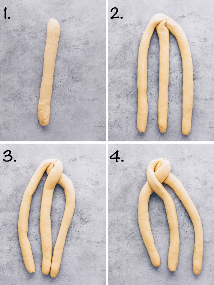 How to make Braided Bread