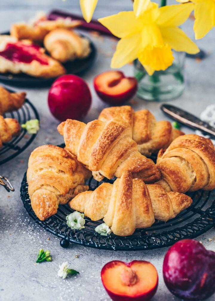 Vegan Croissants (Kifli)