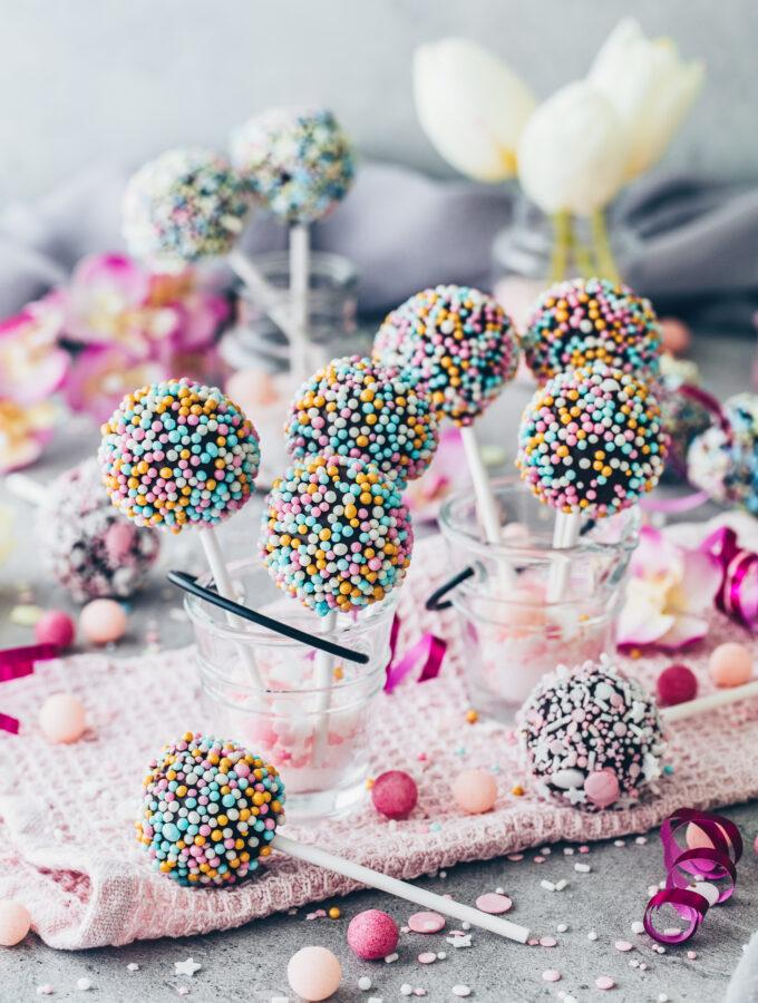 Cake Pops - Lollipop Cakes