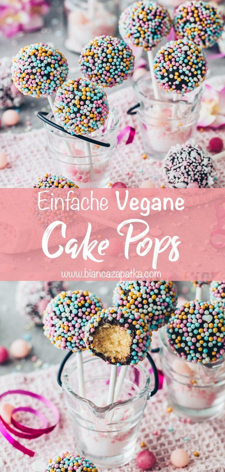 Cake Pops (Kuchen am Stiel)
