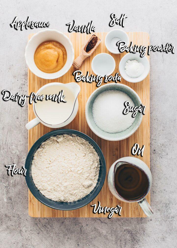 mandarin cake ingredients