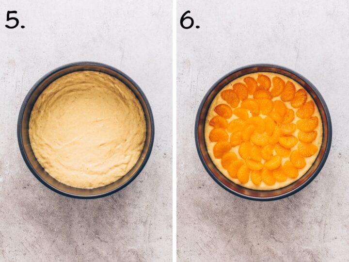mandarin cake recipe step by step