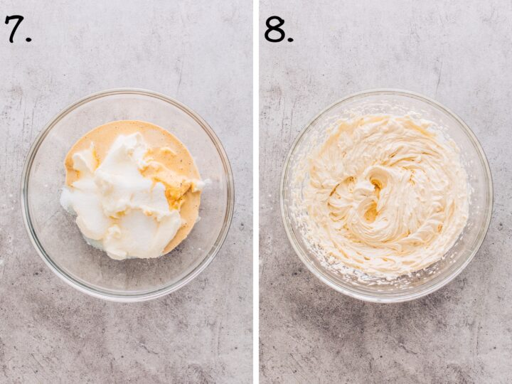 sour cream cheesecake layer