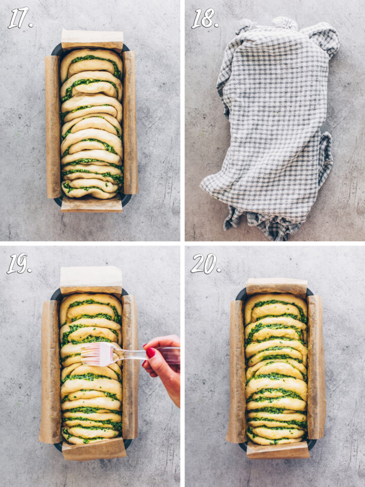 Pull Apart Bread Recipe