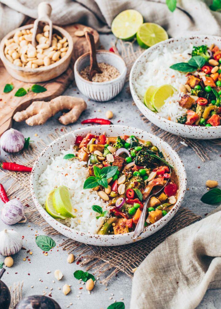 Thai Curry Vegan