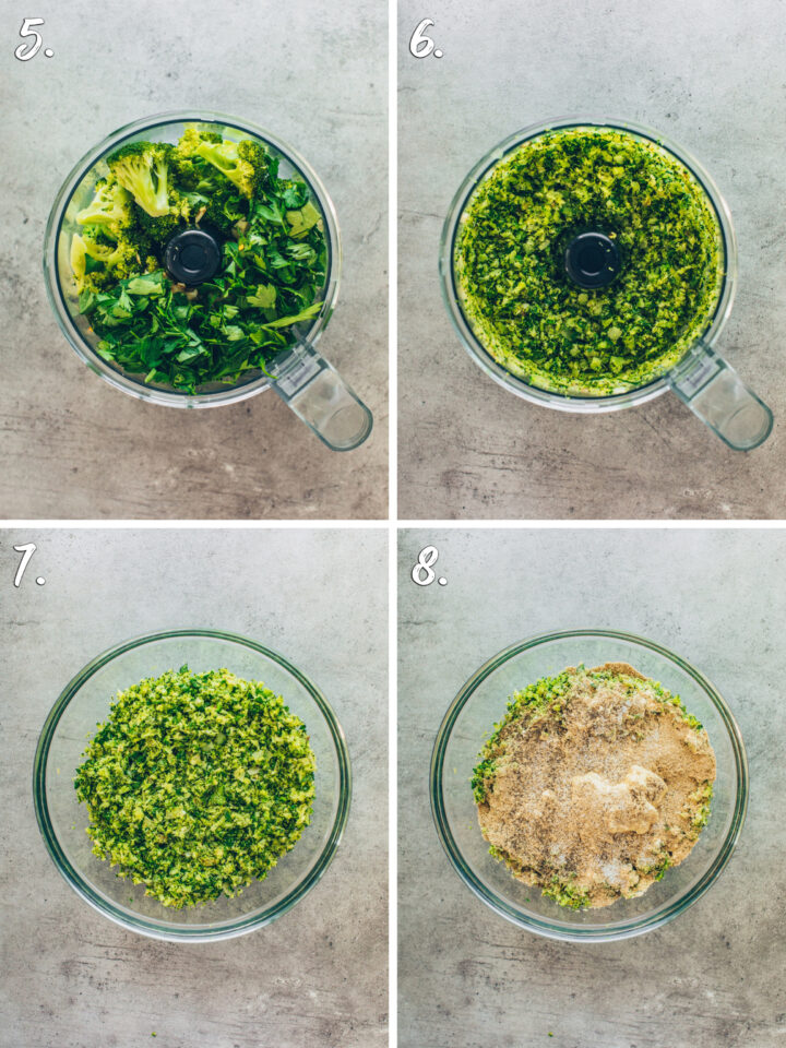 Brokkoli-Nuggets selber machen