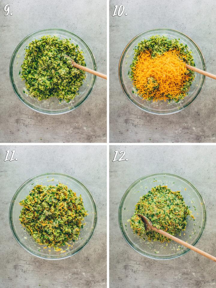 Brokkoli-Käse-Nuggets selber machen