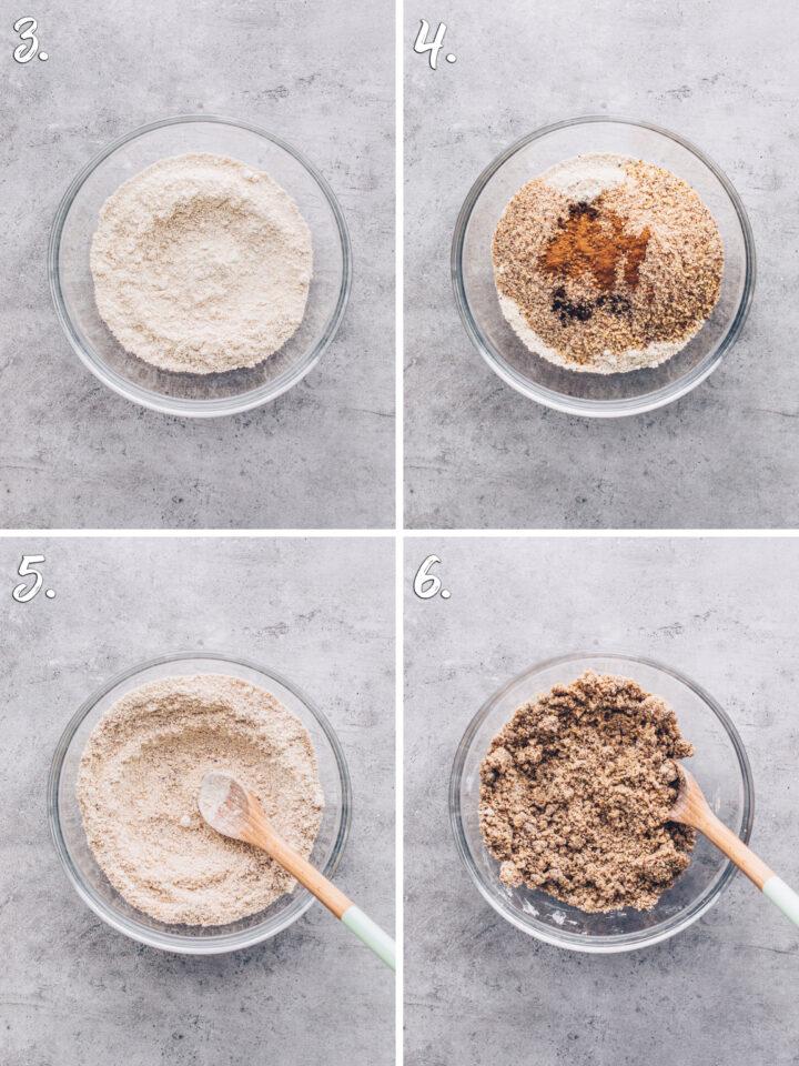 Granola Vegan selber machen (Müsli)