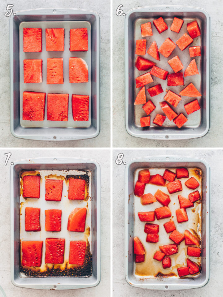 Baked Watermelon