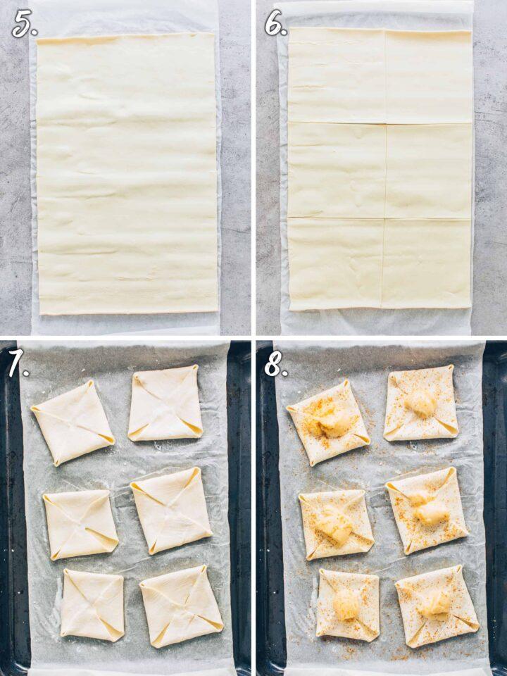 How to make Puff Pastry Danish